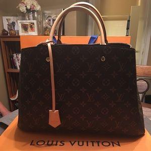 Louis Vuitton Montaigne GM MNG